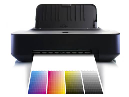 Black printer West End